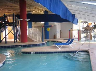 Dunes village indoor water park Myrtle Beach  photo picture